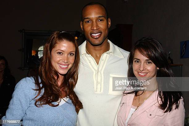 Shannon Elizabeth Henry Simmons and Jacqueline Obradors Photo by JeanPaul Aussenard/WireImage for Silver Spoon