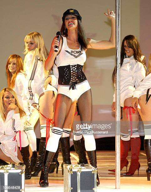 Shannon Elizabeth The Pussycat Dolls during GBMI and Pony International Host The ReLaunch of the Pony Collection at The Fess Parker Doubletree Resort...