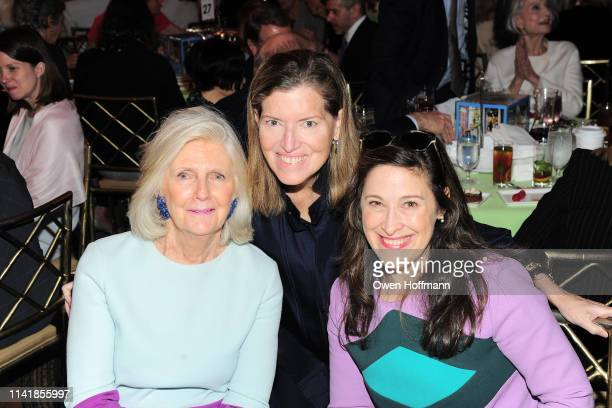 Shannon Gaffney Lynne Gilbert and Elizabeth Mayhew attend Fountain House Symposium And Luncheon at The Pierre Hotel on May 6 2019 in New York City