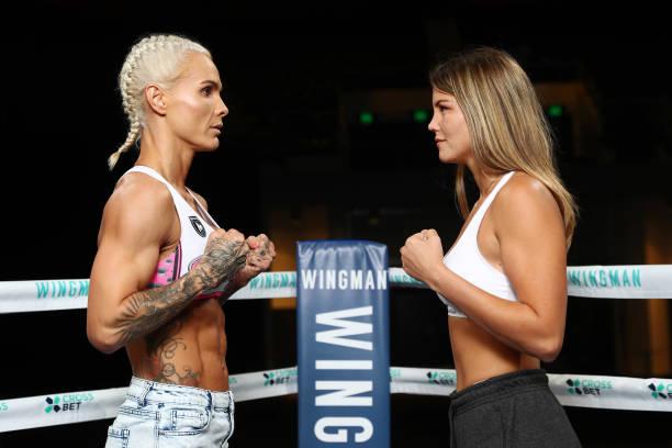 AUS: Gold Coast Fight Night Weigh In
