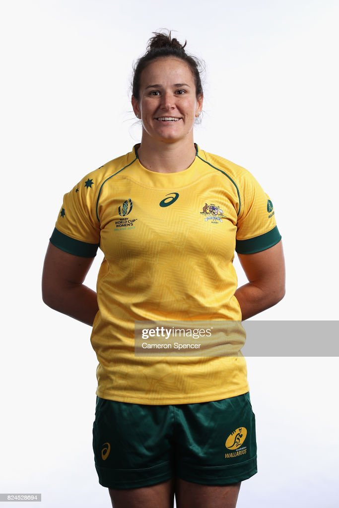 Wallaroos World Cup Headshots Session