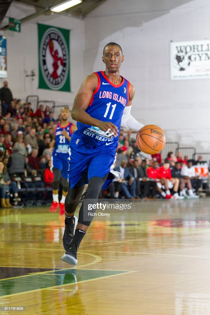 Long Island Nets v Maine Red Claws