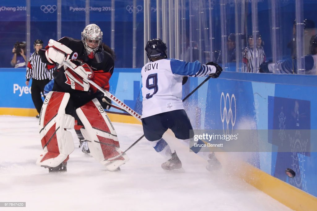 Ice Hockey - Winter Olympics Day 4