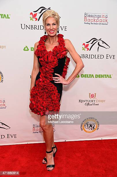 Shannon Voss attends the 141st Kentucky Derby Unbridled Eve Gala at Galt House Hotel Suites on May 1 2015 in Louisville Kentucky