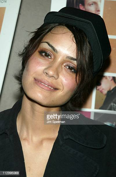 Shannyn Sossamon During New York Special Screening Of The Rules Of Attraction At Clearview