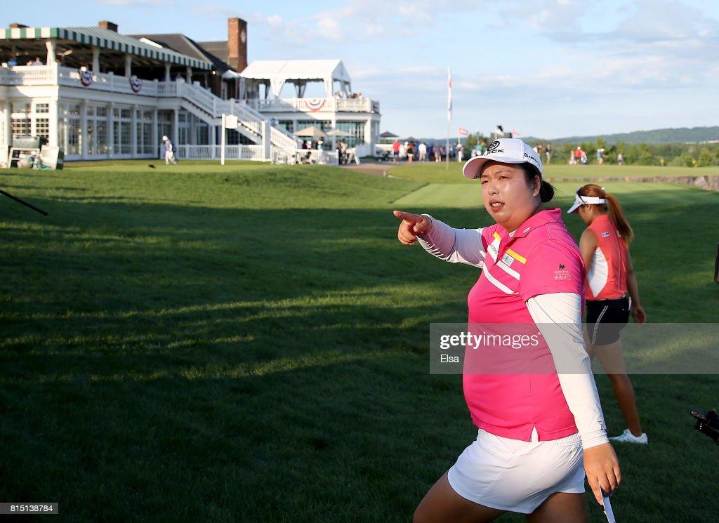U.S. Women's Open - Round Three : News Photo