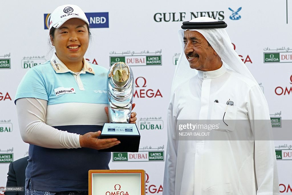 2016 Omega Dubai Ladies Masters at the Emirates Golf Club