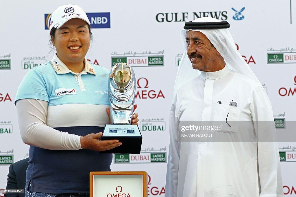 2016 Omega Dubai Ladies Masters at the Emirates Golf Club