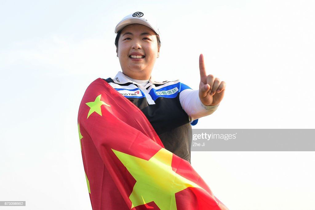 Shanshan Feng Ranks The Top In Rolex Ranking After The Blue Bay LPGA