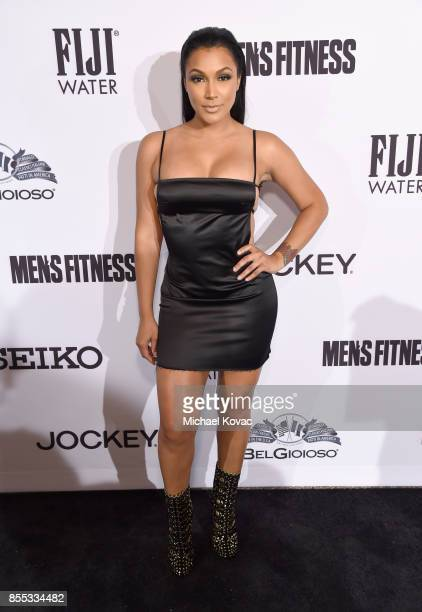 Shantel Jackson at the Men's Fitness Game Changers event at Goldstein Residence on September 28 2017 in Beverly Hills California