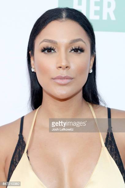 Shantel Jackson attends the #SeeHER PreEmmy Party Hosted By Celebrity Page TV and ANA at Soul Hollywood Restaurant Bar on September 14 2017 in...