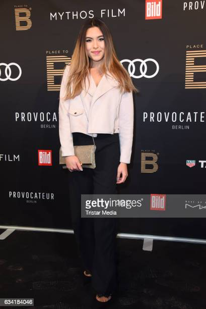 Shanti Joan Tan attends the PLACE TO B PreBerlinale Dinner at Provocateur on February 7 2017 in Berlin Germany