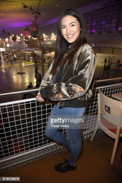 Shanti Joan Tan attends the Stylorama on November 18 2017 in Dortmund Germany