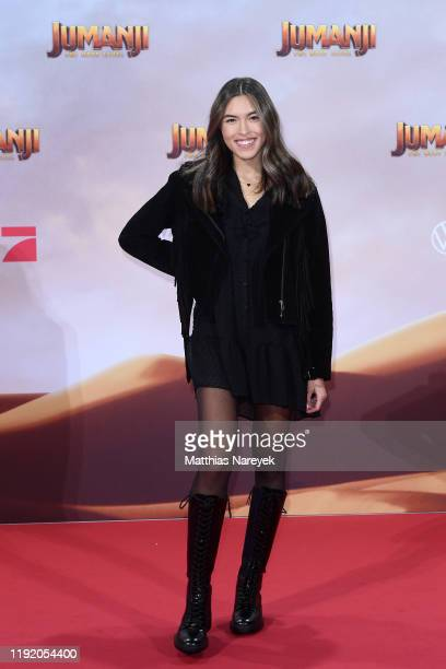 Shanti Tan at the Berlin premiere of JUMANJI THE NEXT LEVEL at Sony Center on December 04 2019 in Berlin Germany