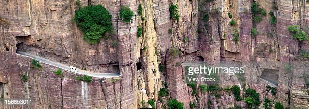 shanxi,china - 太行山脈 ストックフォトと画像