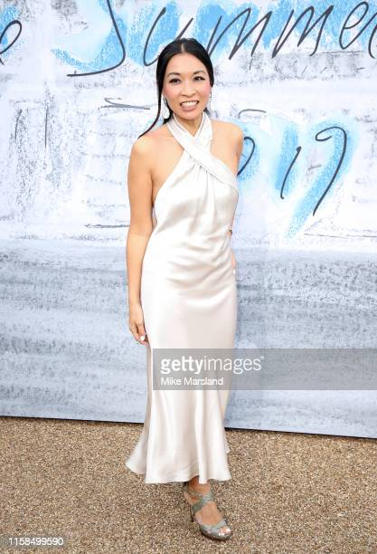 Shanyan Koder attends The Summer Party 2019 Presented By Serpentine Galleries And Chanel at The Serpentine Gallery on June 25 2019 in London England
