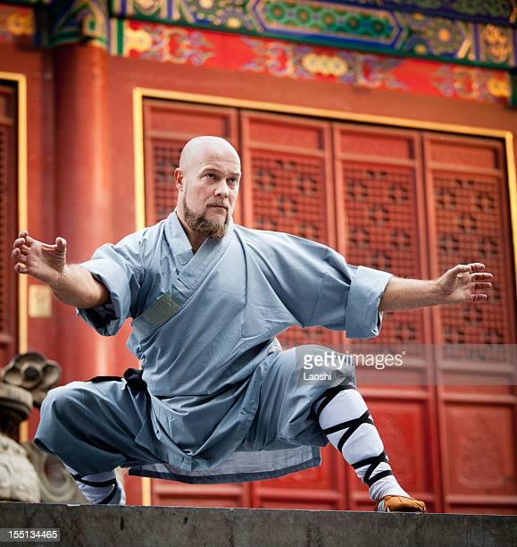 Shaolin monk