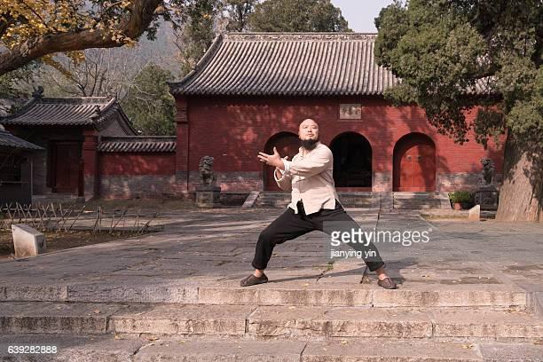 少林寺仏教僧 - 少林寺 ストックフォトと画像