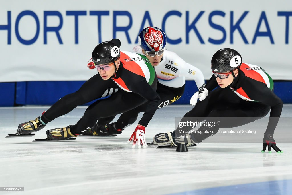 World Short Track Speed Skating Championships - Montreal