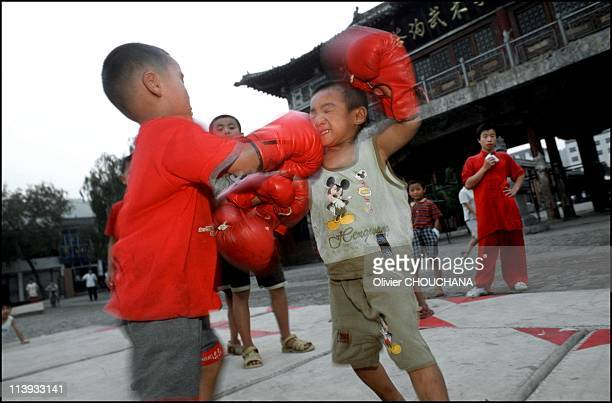 Shaolin the next wave of Kung Fu masters In Shaolin China On July 2002The youngest students are only just 5 years old they are already undergoing a...