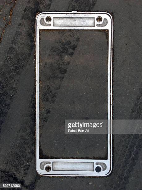 Shape of a smartphone