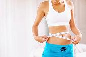 Shapely waistline