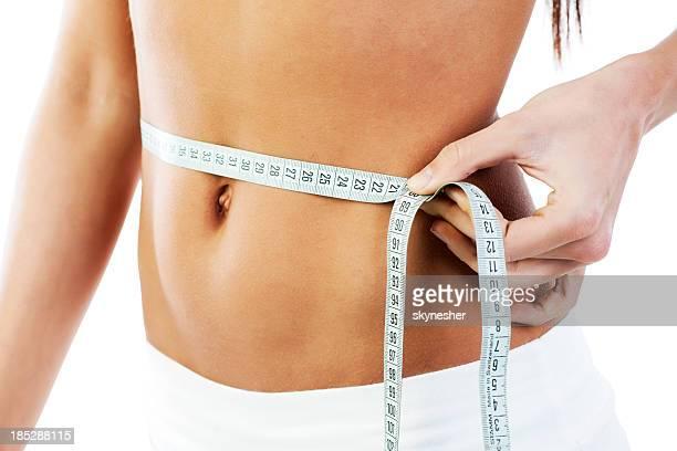 Shapely waistline.
