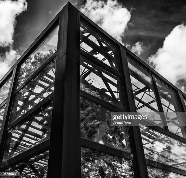 shapes & reflections - pavel foundation stock-fotos und bilder