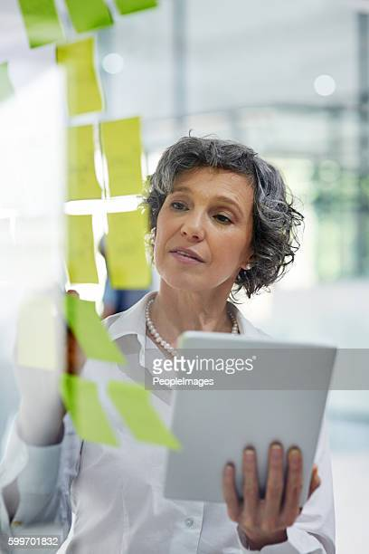 Shaping her ideas around success