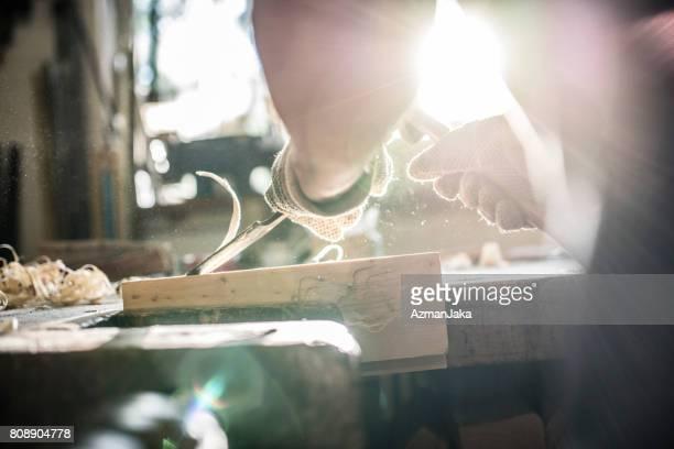 Formende Holz