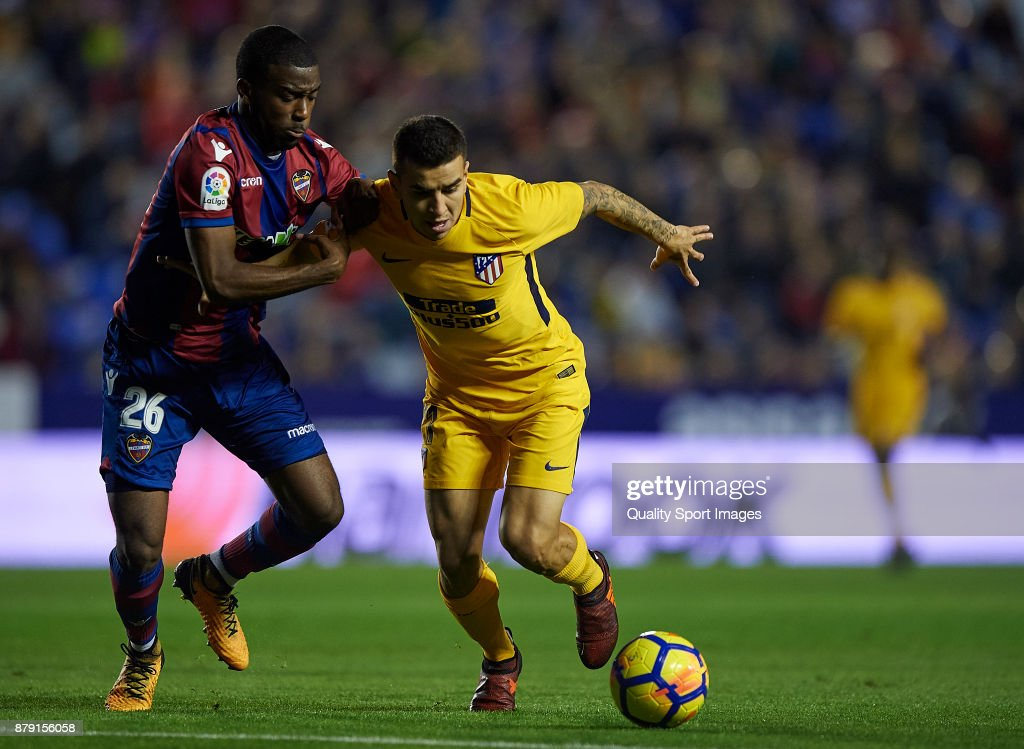 Levante v Atletico Madrid - La Liga : News Photo
