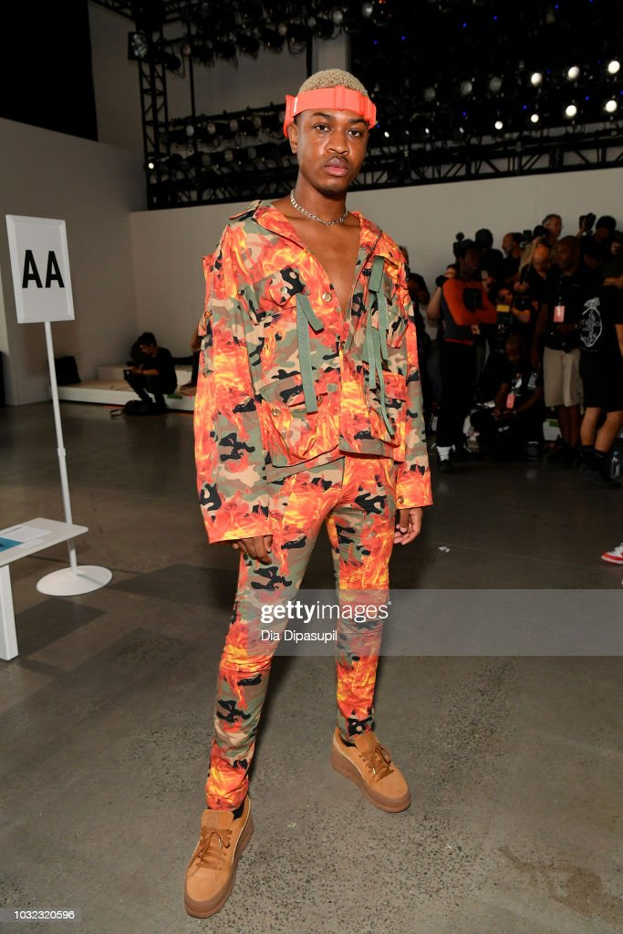 NY: C+ Plus Series - Front Row - September 2018 - New York Fashion Week: The Shows