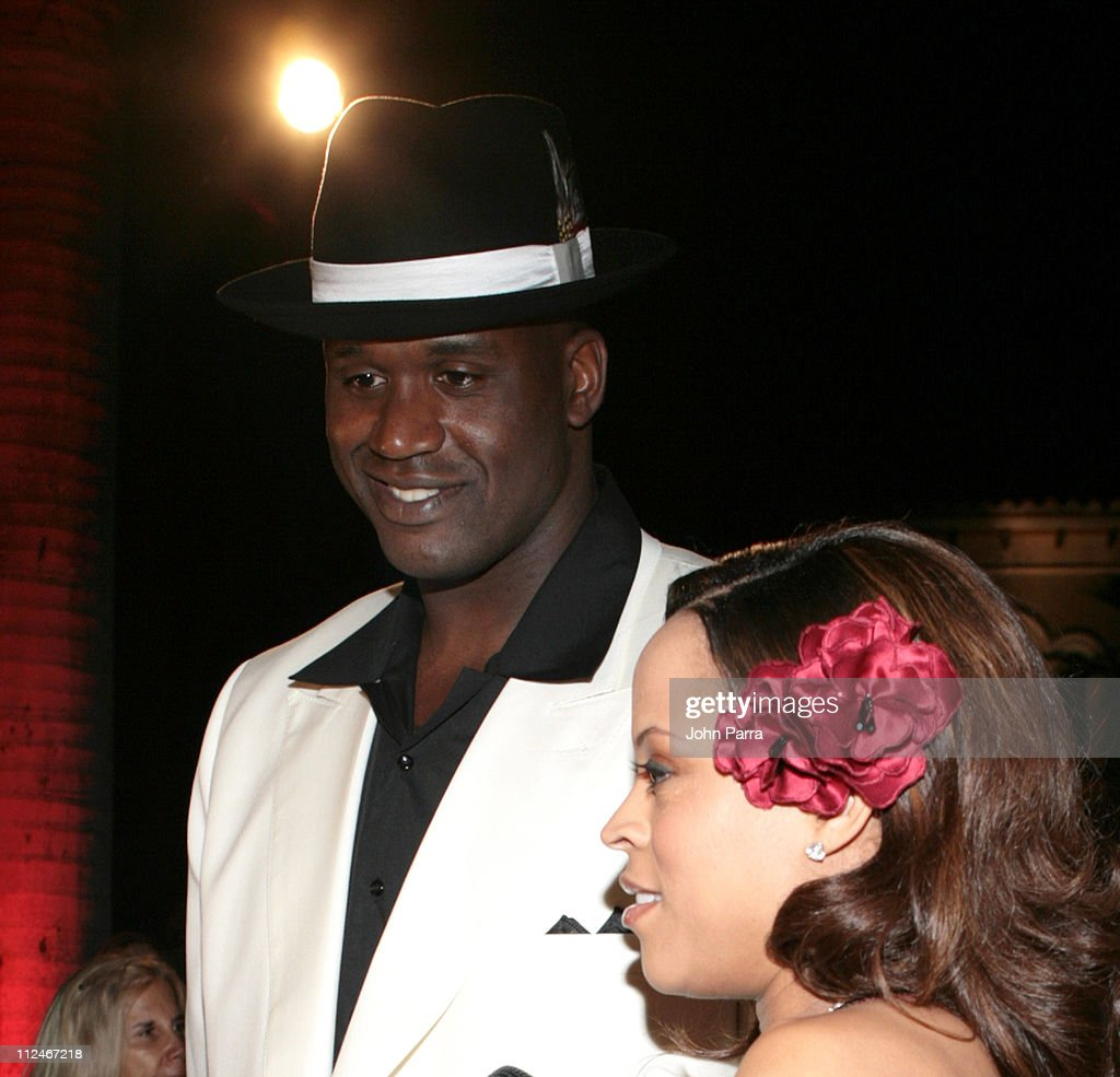 """Shaq's 34th """"Scarface"""" Birthday Party  - Arrivals"""