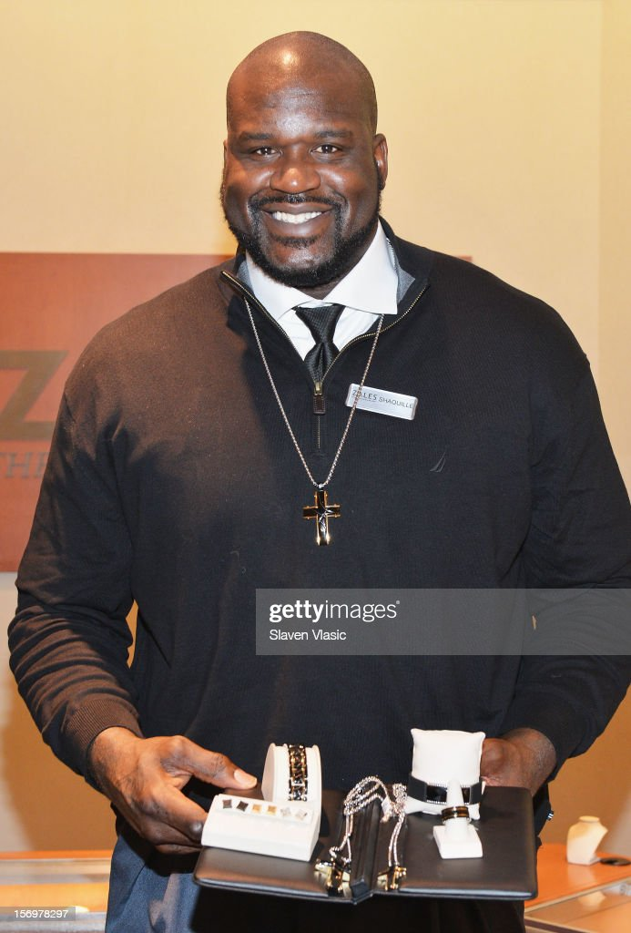 Shaquille O'Neal Collection Launch