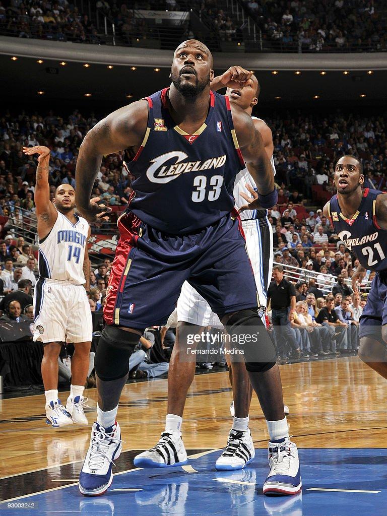 Cleveland Cavaliers v Orlando Magic : News Photo