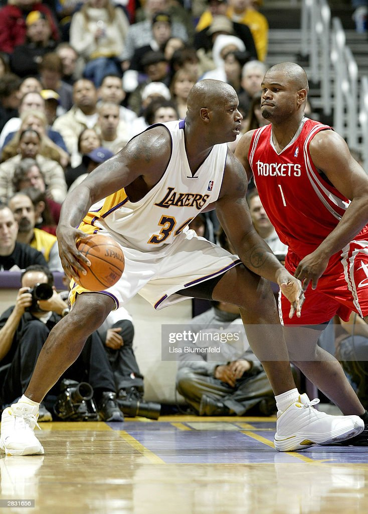 Rockets v Lakers : News Photo