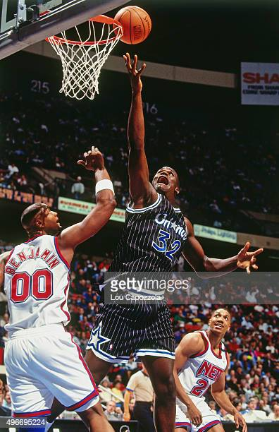 1 674 Shaquille Oneal Jersey Photos And Premium High Res Pictures Getty Images