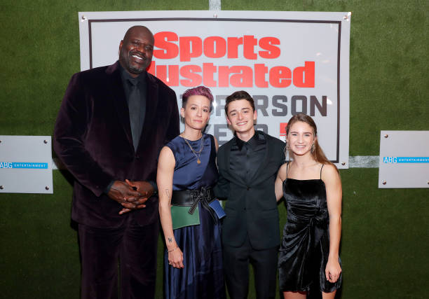 NY: Sports Illustrated Sportsperson Of The Year 2019