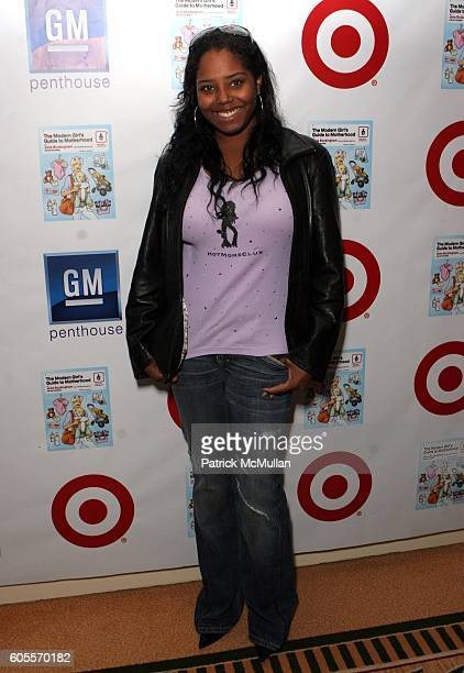 Shar Jackson attends Target Celebrates Author Jane Buckingham's The Modern Girl's Guide to Motherhood at Regent Beverly Wilshire Hotel on May 3 2006...
