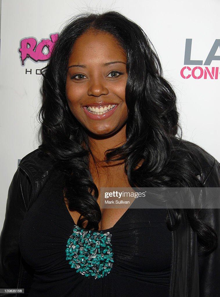 """Alex A. Quinn Hosts """"LA Confidential"""" Hollywood Mixer - January 26, 2006"""