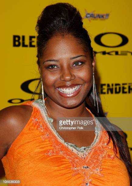Shar Jackson during Blender/Oakley X Games Party - Arrivals at The Key Club in Los Angeles, California, United States.