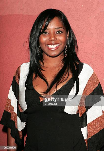 Shar Jackson during The AIDS Healthcare Foundation Presents Hot in Hollywood at The Henry Fonda/Music Box Theatre in Hollywood California United...