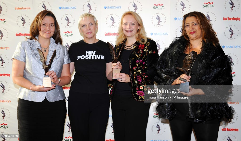 Women of the Year Lunch and Awards 2010 - London : News Photo