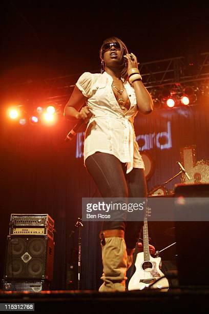 Shareefa during 2006 Billboard R B Hip Hop Awards at Renaissance Waverly Hotel in Atlanta Georgia United States