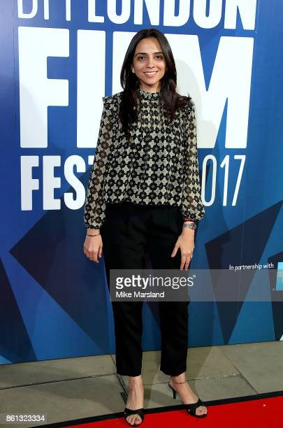 Shareen Mantri Kedia attends the 61st BFI London Film Festival Awards on October 14 2017 in London England