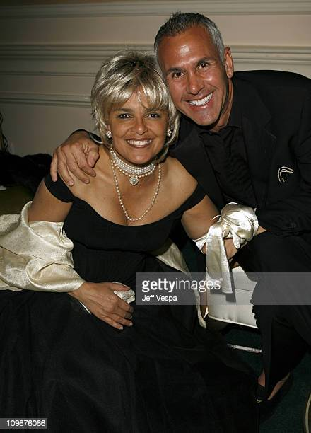 Shari Belafonte and guest during Sharon Stone and Kelly Stone Host the 1st Annual 'Class of Hope Prom 2007' Charity Benefit Red Carpet and Inside at...