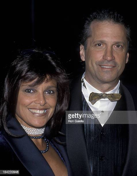 Shari Belafonte and Sam Behrens attend 15th Annual Soap Opera Digest Awards on February 26 1999 at the Universal Ampitheater in Universal City...