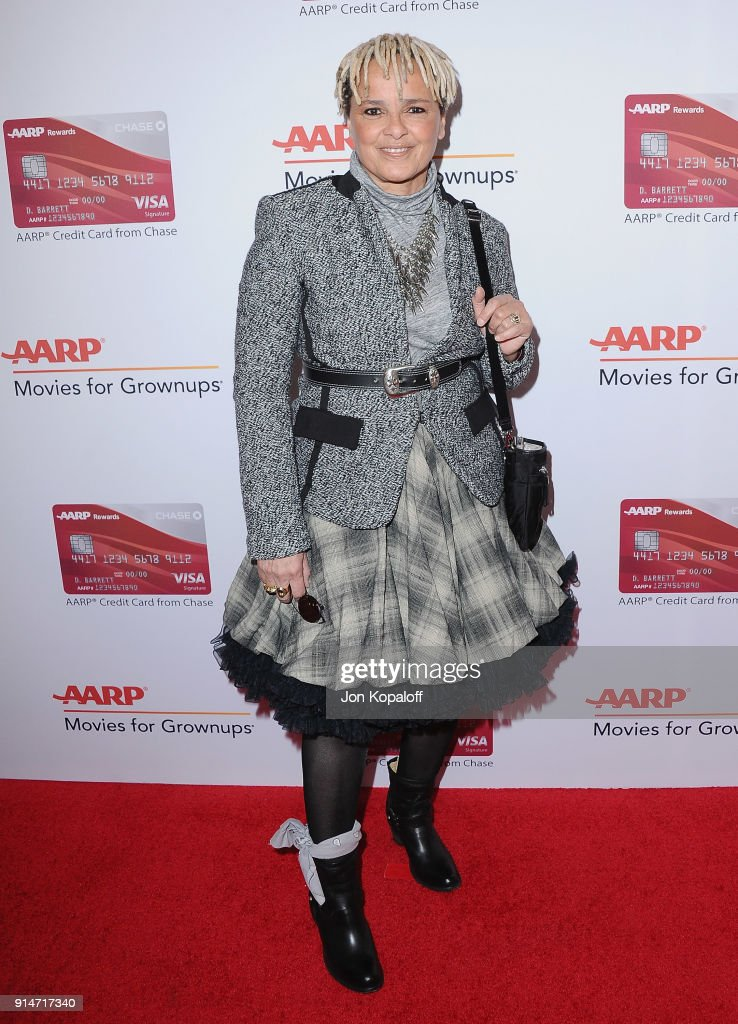 AARP's 17th Annual Movies For Grownups Awards - Arrivals