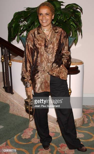 Shari Belafonte during 6th Annual Lupus Gala Arrivals at Beverly Hills Hotel in Beverly Hills California United States