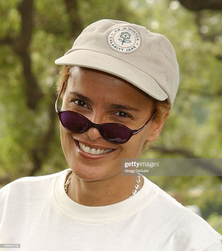 Shari Belafonte during Wildlife Waystation Presents The 8th Annual Safari Brunch at Private Home in Pasadena, California, United States.